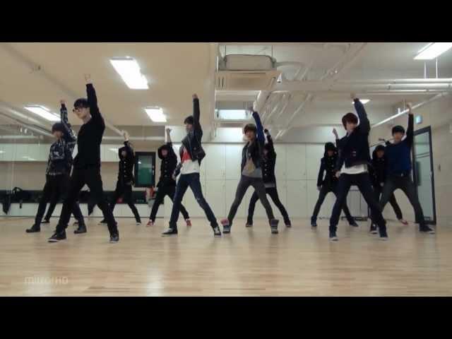 Boyfriend - JANUS mirrored Dance Practice
