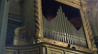 Canone di Pachelbel (versione per organo lombardo ottocentesco)