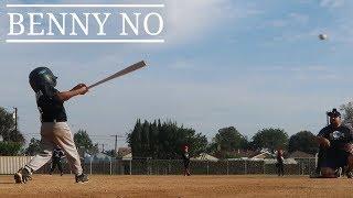 LUMPY HITS A HOMERUN ON HIS LAST AT BAT OF THE SEASON | BENNY NO | COACH PITCH SERIES #11