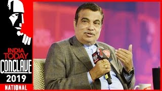 Nitin Gadkari Exclusive On His Roadmaps For BJP's Political Success | India Today Conclave 2019