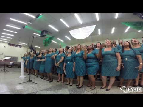 Portões Celestiais L Coral Da UFADI L 18º Ano Da União Feminina Da IEVADI