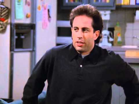 Seinfeld Good Luck With All That Glwat Avi Youtube