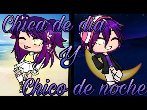 °•Chica De Día Y Chico De Noche•° || Serie Original || Cap 1. Gacha Life.