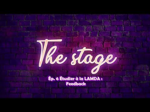 Le nouvel épisode de The Stage, est en ligne !