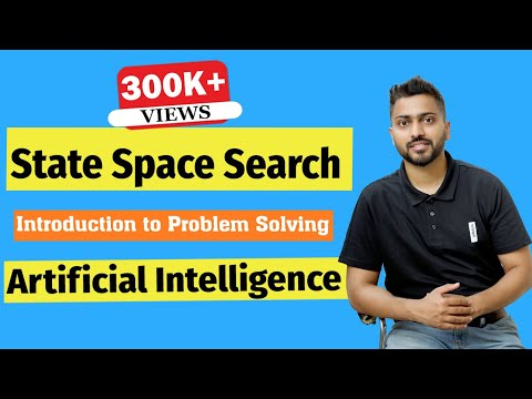 What Is State Space Search | Introduction To Problem Solving In Artificial Intelligence