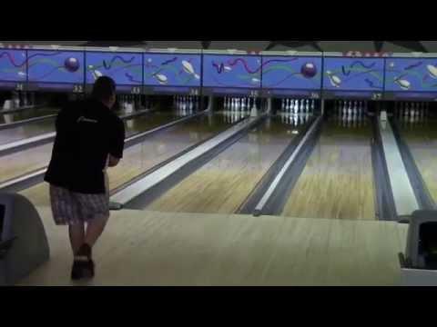 #82 4/4/14 Tyler Hansen vs Jerry James King of the Hill Bowling TV Finals