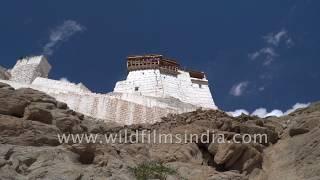Tsemo Castle and Leh Palace | Landmarks in Leh