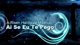 Michel Teló - Ai Se Eu Te Pego (A-Risen hardstyle bootleg)