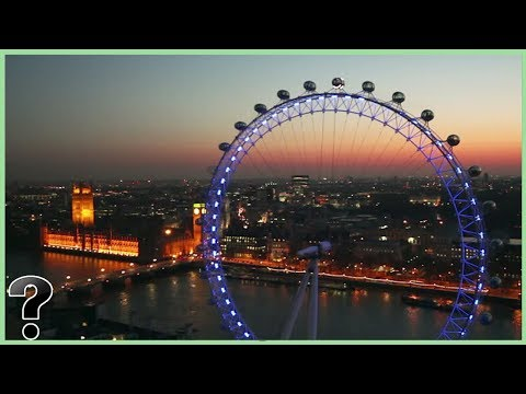 What If The London Eye Rolled Away?