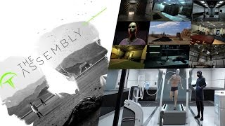 The Assembly Begin Gameplay Impressions PC STEAM HD