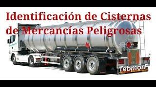 Identificación de Cisternas de Mercancías Peligrosas. thumbnail