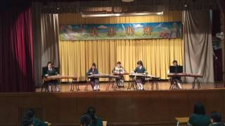 德蘭中學2016 01 zheng ensemble
