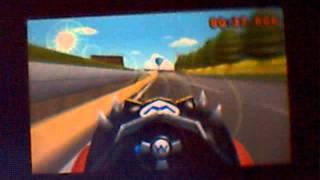 Mario Kart 7 Luigi Raceway 1′43″643 Former World Record