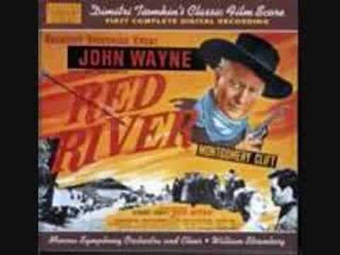 Great Western Movie Themes : Red River