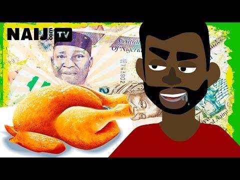 Nigerian In A London Restaurant (Funny Nigerian Joke) | Naij.com TV