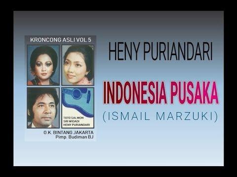 INDONESIA PUSAKA - Heny Puriandari (Keroncong Asli Vol 5)