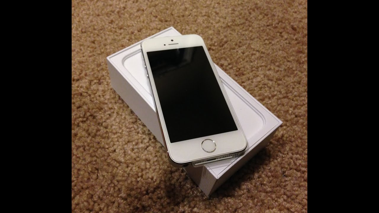 Iphone 5 Silver Vs Iphone 5s Silver