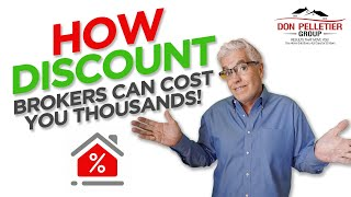 HOW DISCOUNT BROKERS CAN COST YOU MONEY