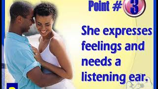 """""""Ten Things Every Man Should Know About The Woman"""" Dr. Sydney Gibbons"""