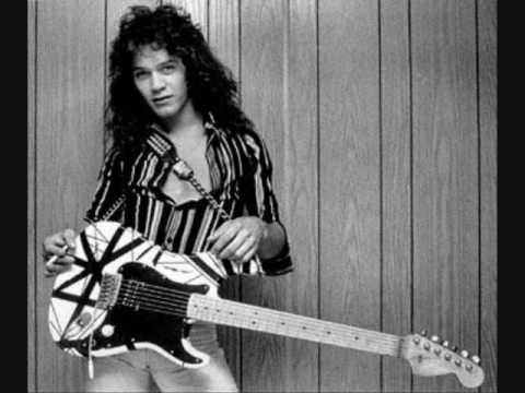 Audio: Isolated Guitar From Van Halen's First Three Albums