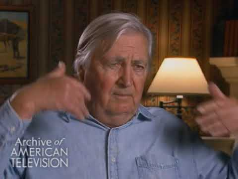 """Fess Parker On Appearing In """"Westward Ho The Wagons"""" - TelevisionAcademy.com/Interviews"""