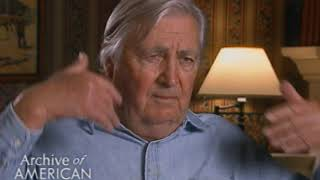 Fess Parker on appearing in Westward Ho the Wagons - TelevisionAcademy.com/Interviews