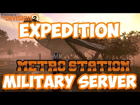 Repeat The Division 2 | EXPEDITION | Kenly Metro Station