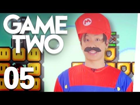 Game Two #05 | Super Mario Maker 3DS, Telltale-Spezial, Die Zwerge, Elex