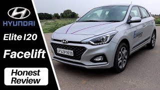 HYUNDAI Elite I20 : A perfect review | Elite i20 facelifted |Honest openion