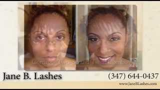 Jane B. Lashes and Natural Hair - The Beauty Lounge
