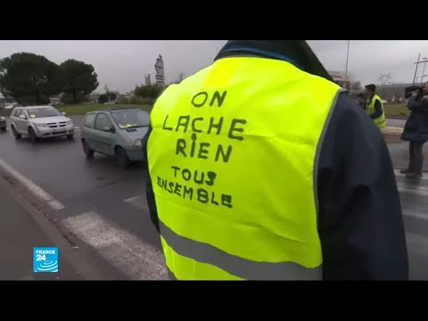 ما جديد أزمة حركة -السترات الصفراء- في فرنسا؟  - نشر قبل 2 ساعة