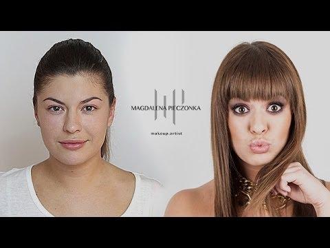 Makijaż Dla Opadającej Powieki Youtube