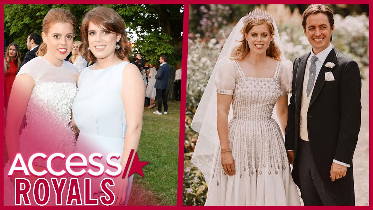 Princess Eugenie Celebrates Princess Beatrice's Pregnancy