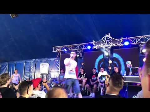Filipek vs Milan (finał) FREESTYLE POLISH HIP-HOP FESTIVAL