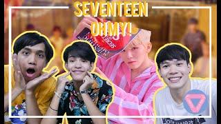 SEVENTEEN(세븐틴) - 어쩌나 (Oh My!) | MV Reaction รีแอคชั่น [Thai Ver./Eng Sub]