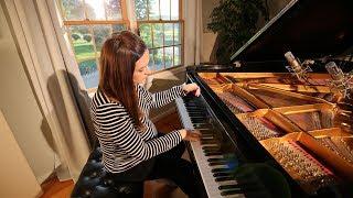 Debussy - La Fille aux Cheveux de Lin (Marnie Laird, Piano)