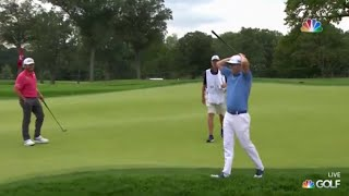 2020 U S  Open Watch as Zach Johnson could barely believe he made this