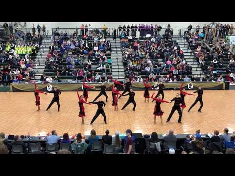 Extreme Ballroom Youth Gold