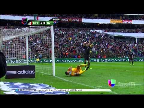 Mexico vs Nueva Zelanda 5-1 Highlights 11/13/2013 from YouTube · Duration:  4 minutes 8 seconds