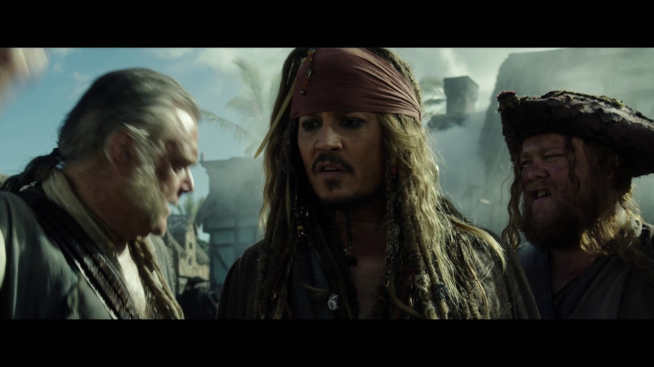 Download Pirates of the Caribbean 5 - Dead Men Tell No Tales - Bloopers