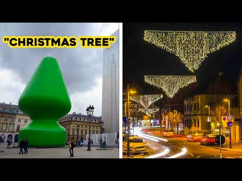 Epic Christmas Design Fails That Are So Bad, It's Hilarious