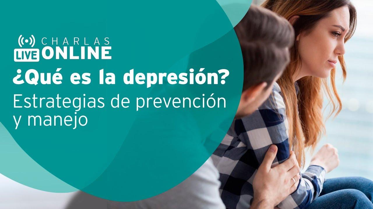 ¿Qué es la depresión? Estrategias de prevención y manejo  - Clínica Alemana