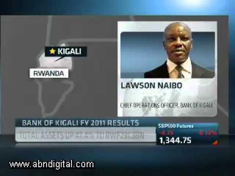 Bank of Kigali Annual Results with COO Lawson Naibo