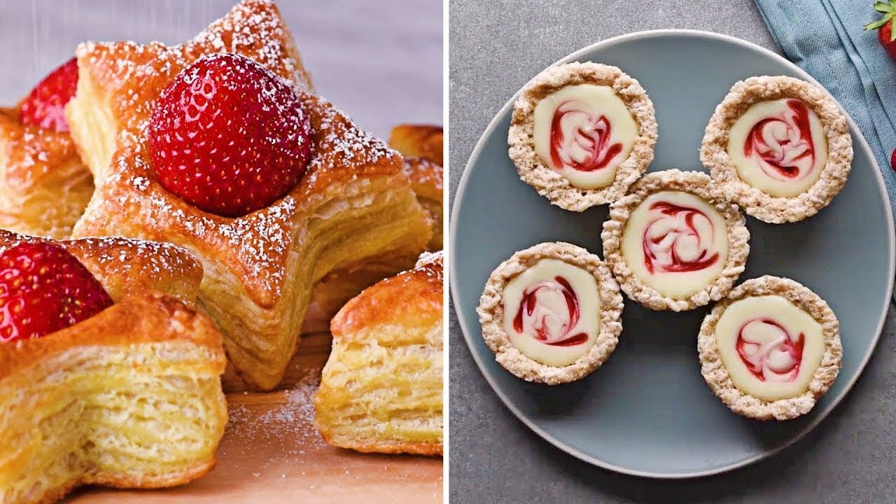 It S Time To Fall In Love With These 5 Puff Pastry Creations I Dessert By So Yummy