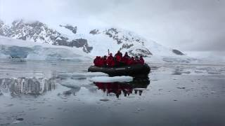 Exploring Antarctica with Silversea Expeditions