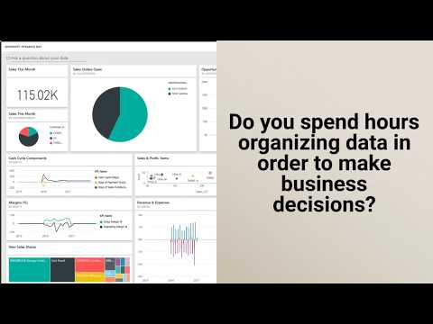 Power BI Offering for Dynamics 365 for Finance and Operations | Western Computer