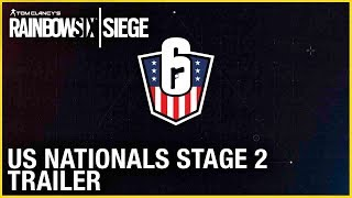 Rainbow Six Siege: US Nationals Stage 2 Trailer | Ubisoft [NA]