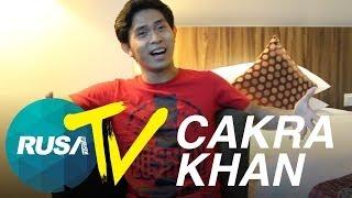 cakra Khan interview