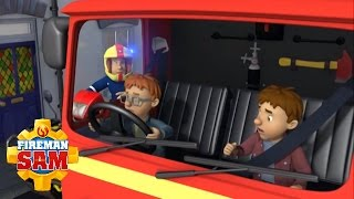 Fireman Sam Official: Norman is on the Loose with Jupiter