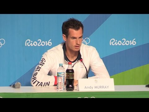 Press Conference With Andy Murray Ahead Of...